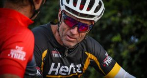Corné Krige rates the event as tough but exceptionally beautiful. Photo by Peter Kirk.
