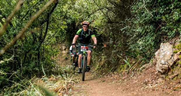 Stage 3 of the PwC Great Zuurberg Trek, in particular, features some of the best mountain biking the Eastern Cape has to offer. Photo by Shayne Minott.
