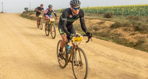 1.The Chas Everitt Around The Pot - Overberg 100Miler - Presented by SEESA already boasted a gravel bike friendly route which just got more so with the updated final five kilometres. Photo by Oakpics.com.