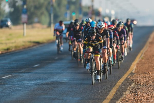 Competitors will have a range of races, including mountain-bike events of 50km and 25km, to choose from when the East Rand Classic is held in Kempton Park in Johannesburg on April 4 and 5. Photo: Henk Neuhoff