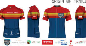 Origin of Trails MTB Experience 2019 Rider Jersey
