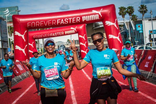 PUMA Beat Bolt Sprint at FNB Joburg 10K CITYRUN by Tobias Ginsberg