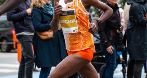 If there was any doubt that the 2019 FNB Durban 10K CITYSURFRUN on Sunday 13 October will be the fastest 10km ever run on South African soil, those have been vehemently dispelled with the inclusion of Kenya's Evaline Chirchir.  Chirchir is barely 21-years-old but already boasts a repertoire that will make any contender sit up and take notice. She has set personal best times in every event that she has competed in, in 2019, everything from 10 000m on the track to the half marathon on the road.  Seen here:  Evaline Chirchir will be a top contender at the 2019 FNB Durban 10K CITYSURFRUN.  Photo Credit:  Global Sport Communication