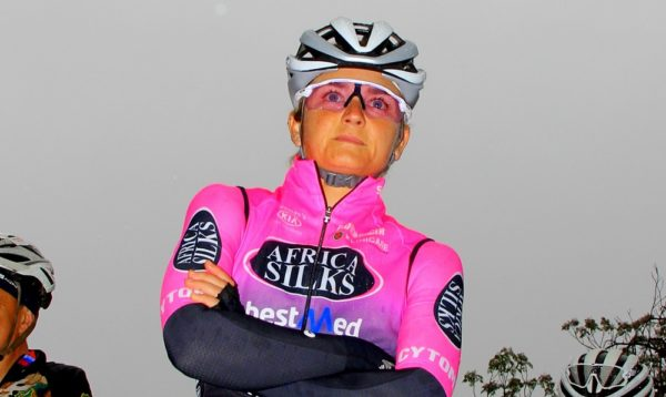 Nelson Mandela Bay star Anriette Schoeman is set to defend her title in the Lorraine Cycle Tour in Port Elizabeth next Saturday. Photo: Full Stop Communications