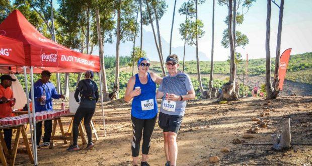 Savanna Origin of Trails Trail Run by Philip Fyfer