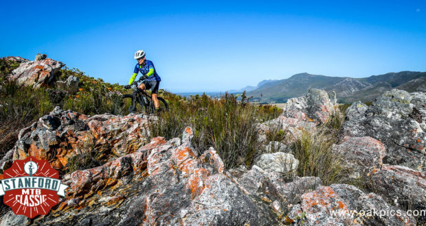 The Stanford Valley Guest Farm and Paardenberg farms have been building new singletracks at a frantic pace since to 2019 Stanford MTB Classic to ensure the riding is better than ever in 2020. Photo by Oakpics.com.