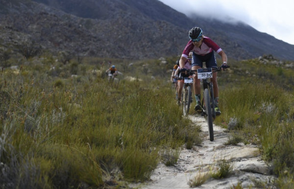 The Momentum Medical Scheme Tankwa Trek presented by Biogen boasts some of the best mountain biking in general and singletrack in particular in South Africa. Photo by ZC Marketing Consulting.