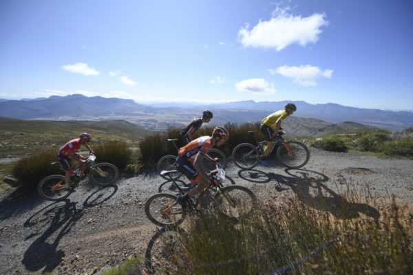 An undoubted part of the race's attraction is the challenge provided by the massive Merino Monster climb. Photo by ZC Marketing Consulting.