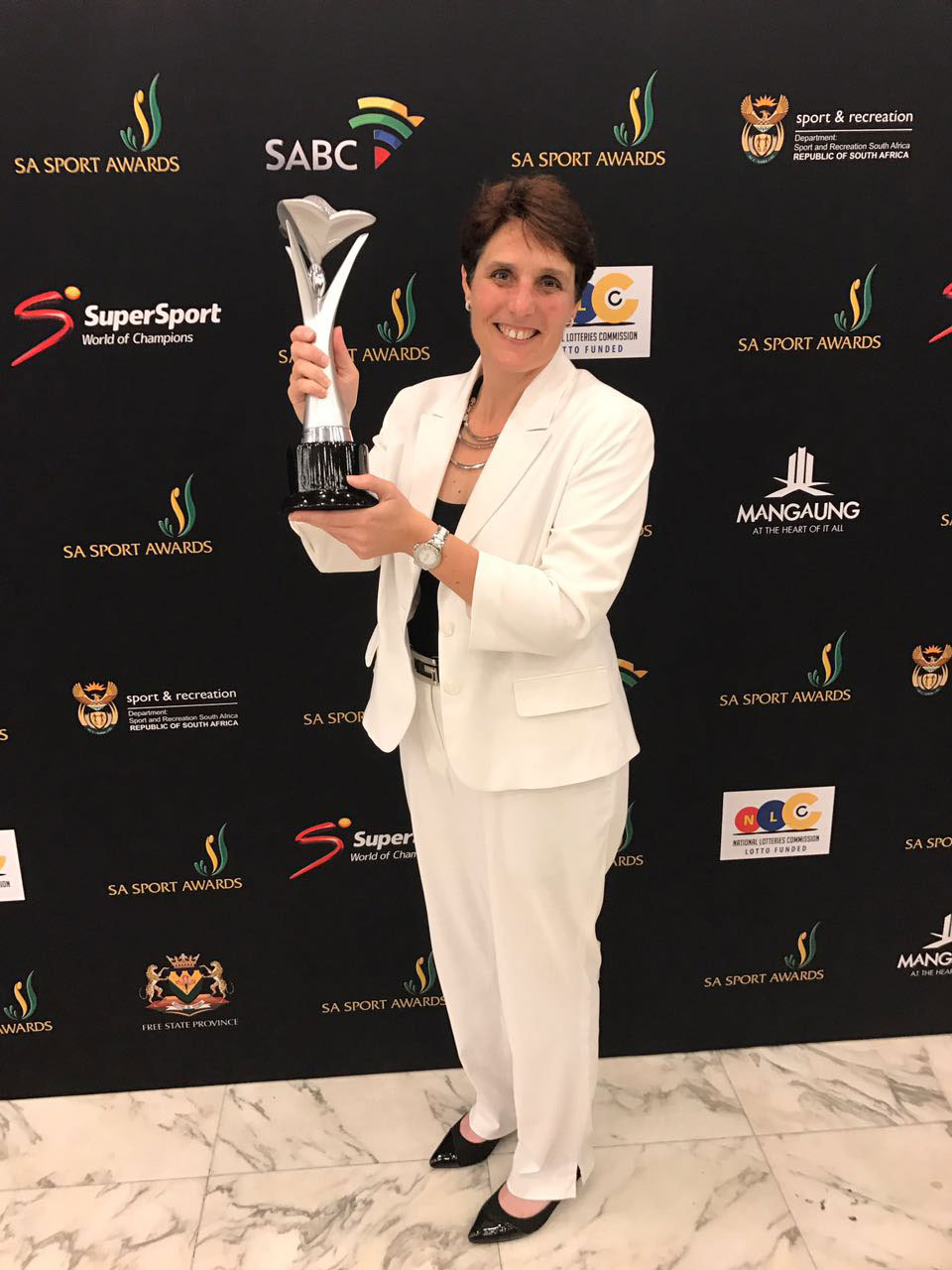 President of Canoeing South Africa Kim Pople (pictured) is amongst a number of leaders from national sporting federations asking government to assist them during this current coronavirus lockdown. Supplied/ Gameplan Media