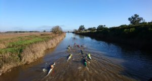 The cancelled 2020 edition of the Berg River Canoe Marathon will be replaced by a virtual Ultra Paddle event open to canoeists around the world, raising funds for Canoeing South Africa's ongoing food relief programme. Dave Macleod/ Gameplan Media