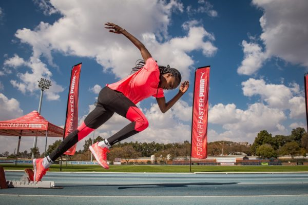 Banele Shabangu from Prestige College.  Photo Credit:  David Tarpey
