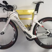 2013 Specialized Shiv Expert With 2014 Parts