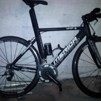 Merida Warp 9 TT bike
