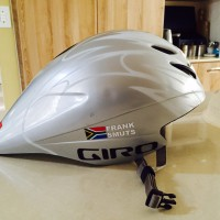 Giro Advance Time Trail Helmet (Large)